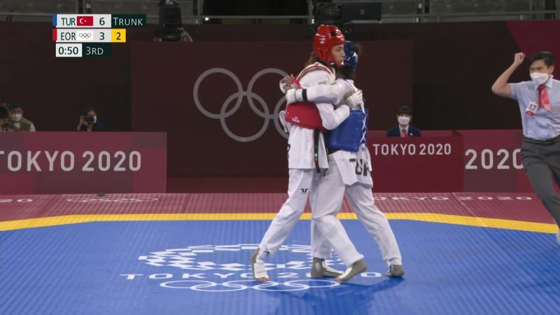 Taekwondo Women -57kg - Tokyo 2020 - Olympia Highlights