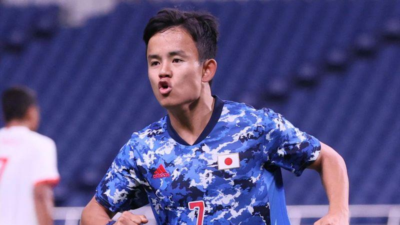 Fútbol   Kubo vuelve a ser protagonista con un golazo