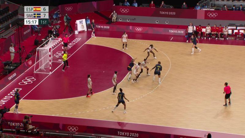 Tokyo 2020 - Spain ile Sweden - Hentbol – Olimpiyatların Önemli Anları