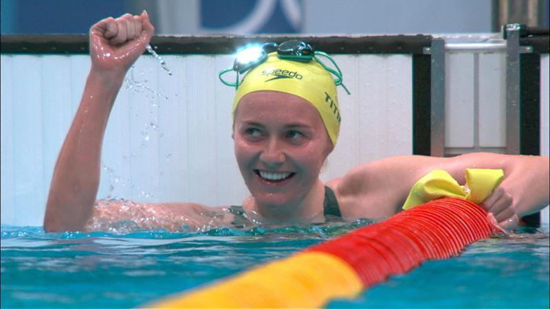 Women 400m freestyle final - Tokyo 2020 - OL-højdepunkter