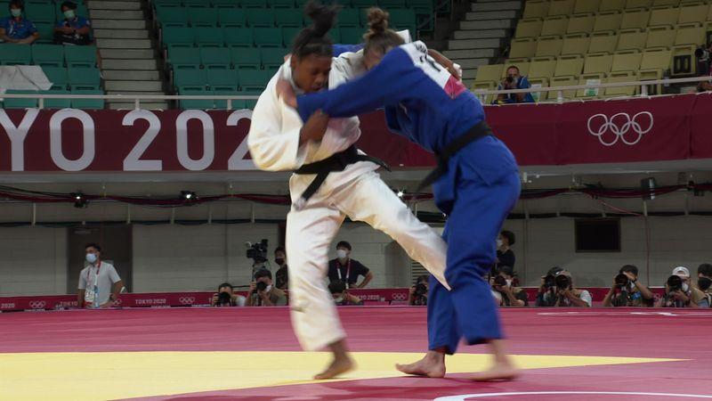 Tokyo 2020: Gold medal for Kosovo, Nora Gjakova wins in -57kg