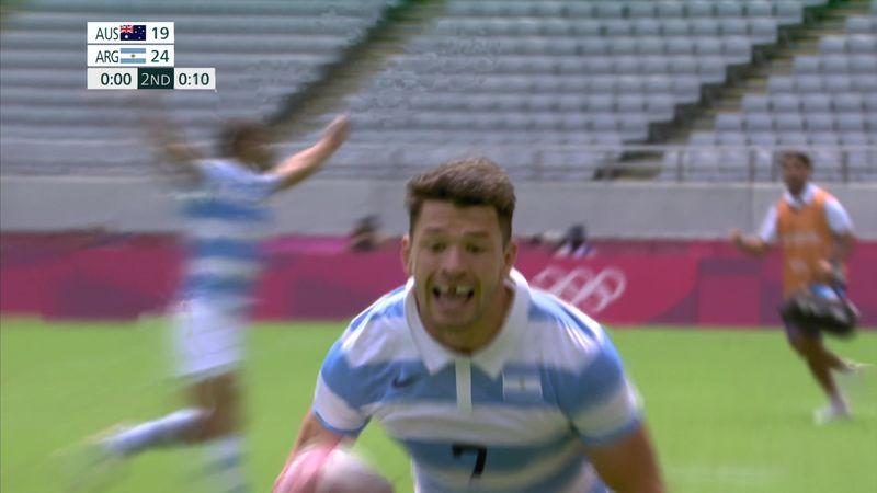 Az Argentína-Ausztrália mérkőzés összefoglalója
