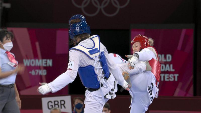 Tokyo 2020   Taekwondo: Bekijk hier de gouden winst van Kroatië