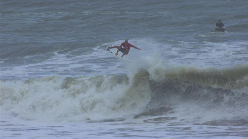 Surfing - Tokyo 2020 – OL-høydepunkter