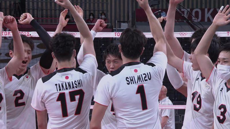 Tokyo 2020 - Japan  vs Canada  - Volei – Rezumate de la Olimpiadă