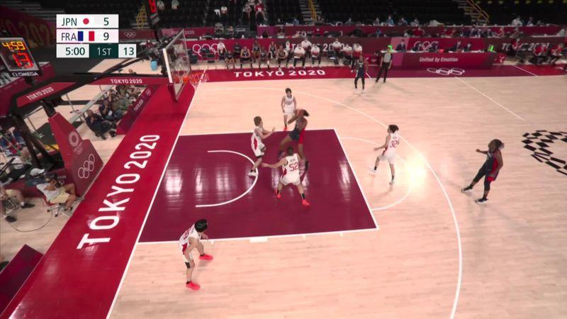 Tokyo 2020 - Japan ile France - Basketbol – Olimpiyatların Önemli Anları