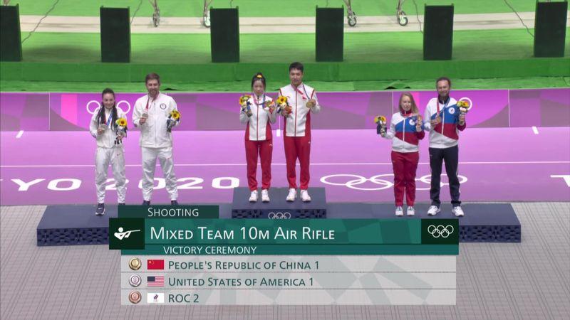 Shooting - Tokyo 2020 - Olympic Highlights