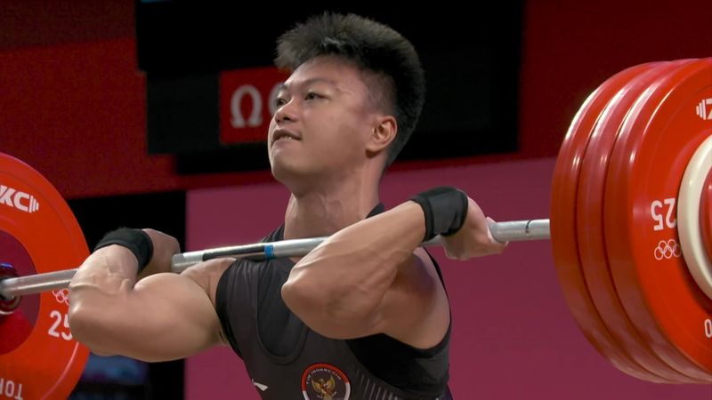 Weightlifting Men 73kg - Tokyo 2020 - Olympic Highlights