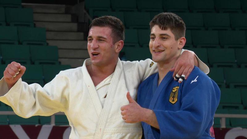 Tokyo 2020 - GEORGIA vs GERMANY - Judo - Olympic Highlights