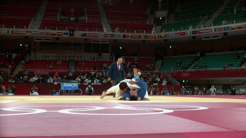 Judo Men -100kg Final - Tokyo 2020 - Olympic Highlights