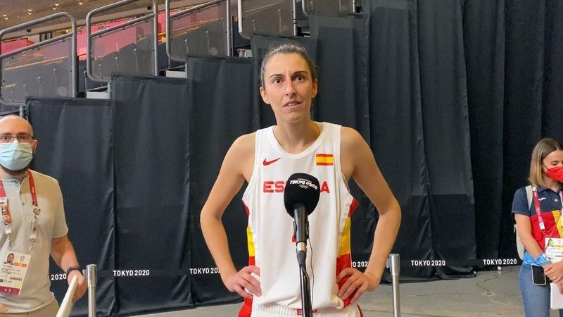 """Baloncesto (F)   Alba Torrens: """"Hemos hecho un gran trabajo"""""""