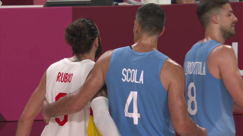 Tokio 2020 - Spain vs Argentina - Baloncesto – Momentos destacados de los Juegos Olímpicos