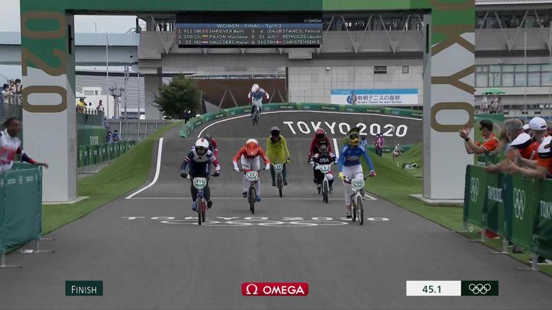 Women's BMX Racing race  - Tokyo 2020 - Olympic Highlights