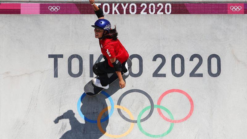 Skateboard-Gold an Japan: Der beste Run von Yosozumi