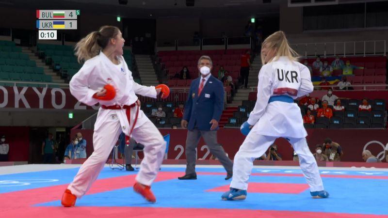 Karate Women's Kumite -55kg Gold Medal - Tokyo 2020 - OL-højdepunkter