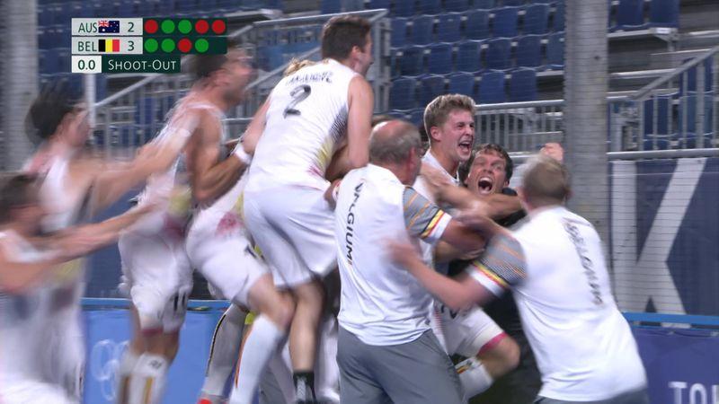 Tokyo 2020 | Belgisch goud na shoot-outs in hockeyfinale mannen