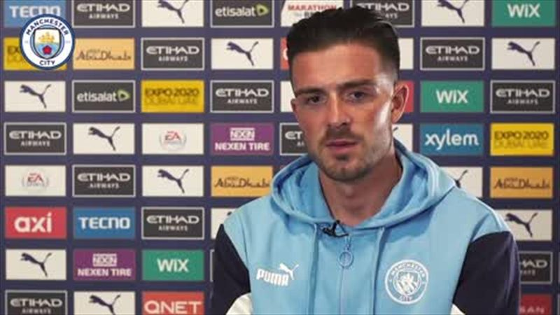 'It was something I could not say no to' - Grealish gives 1st Man City interview