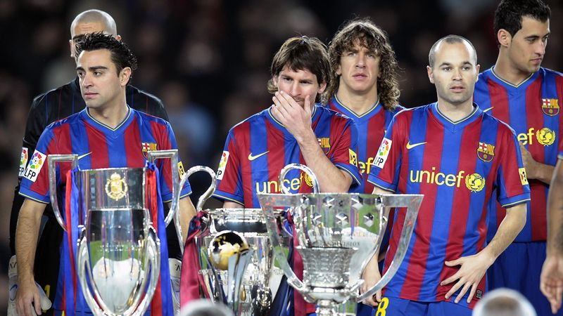 Una historia de amor: Diez momentos inolvidables de Messi con el Barça