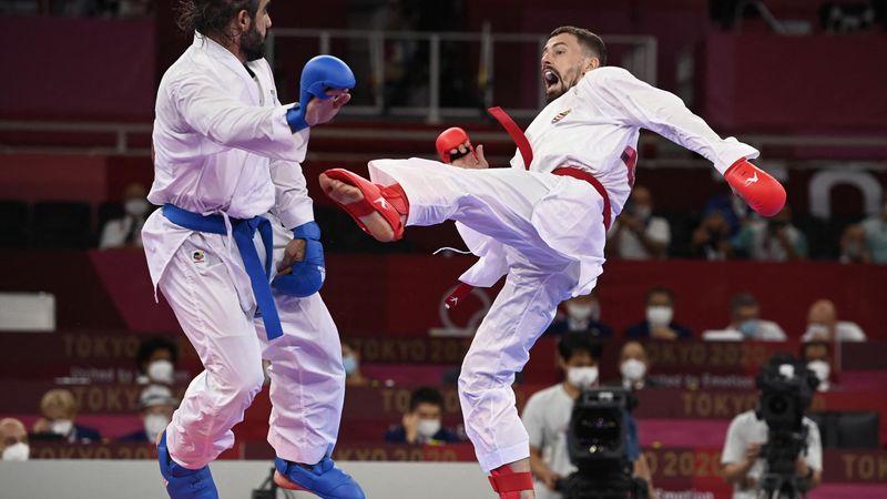 Hárspataki Gábor bronzérmet nyert pénteken a 75 kilogrammosok között