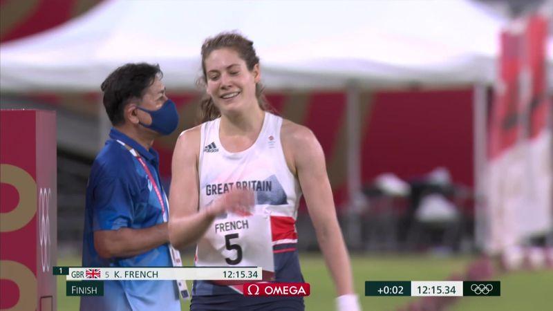 Modern Pentathlon Women's Individual - Tokyo 2020 – OL-høydepunkter