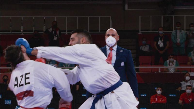 Karate Men's Kumite -75kg Final - Tokyo 2020 - Highlights delle Olimpiadi