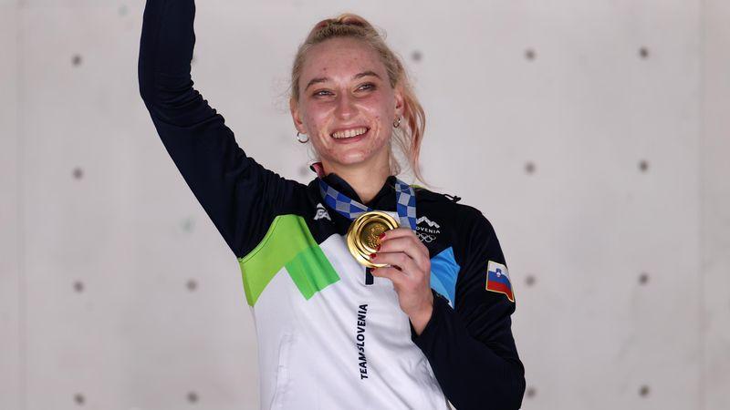 Escalada (F) | Janja Garnbret acaba siendo medalla de oro y hace historia en los Juegos