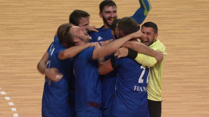 Tokio 2020 - France vs Denmark  - Balonmano – Momentos destacados de los Juegos Olímpicos
