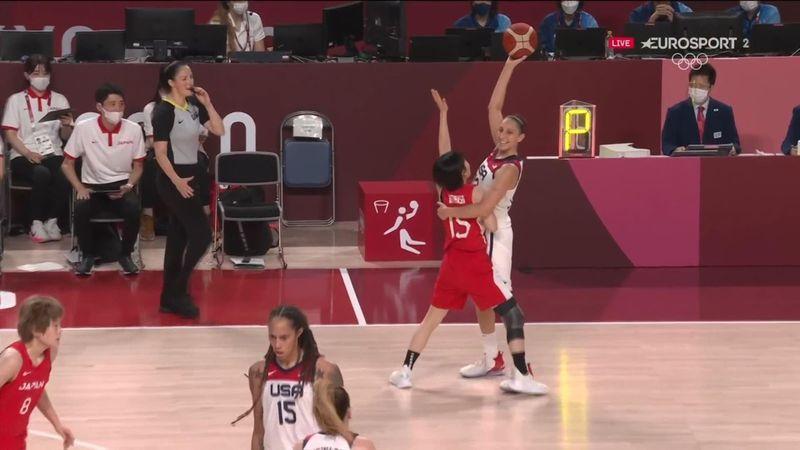 Baloncesto (F) | ¿Troleo o falta de respeto? El gesto de Taurasi que genera debate