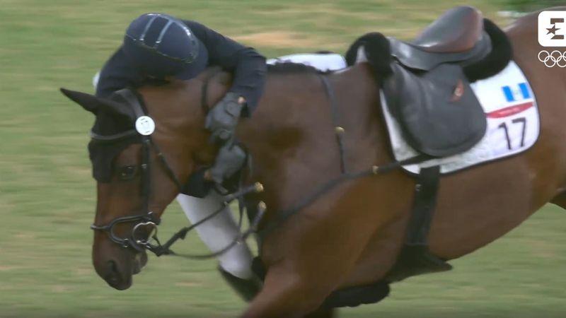 Pure Olympics | Las caídas de caballos más aparatosas de los Juegos