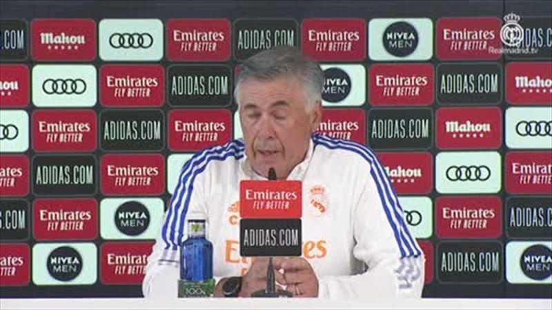 "Ancelotti elogia a su Real Madrid: ""Este equipo tiene pelotas"""