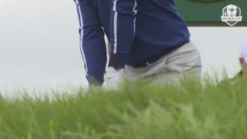Europe practice at Whistling Straits ahead of the Ryder Cup