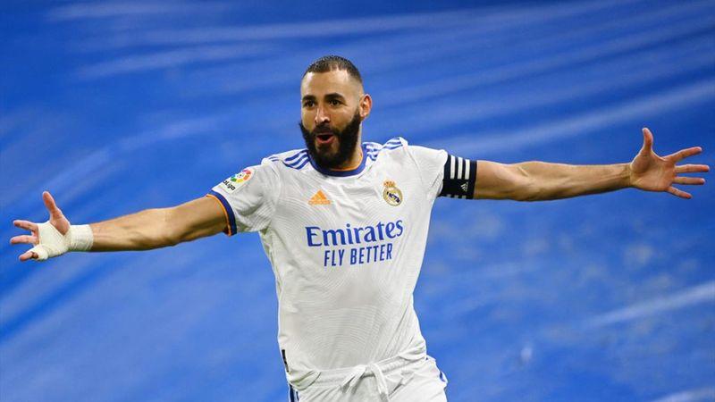 Resumen Real Madrid-Mallorca: Al son de Karim (6-1)