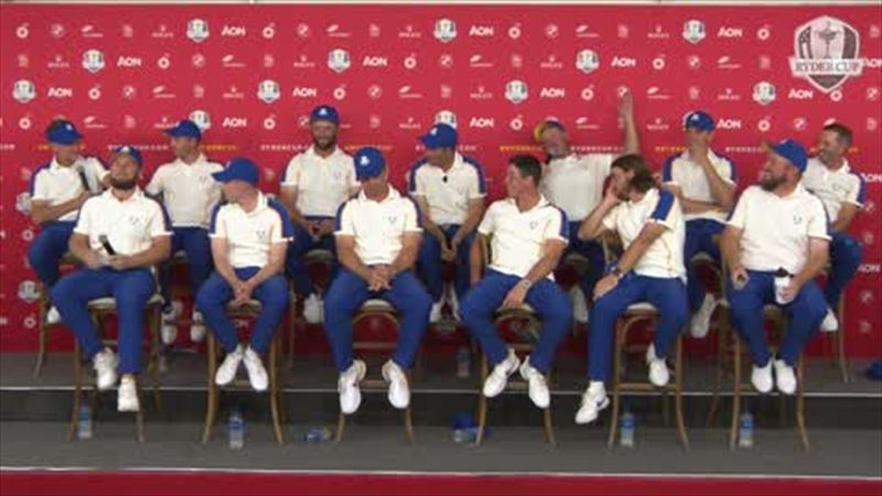 'I hate this tournament!' - Team Europe emotional after the Ryder Cup loss