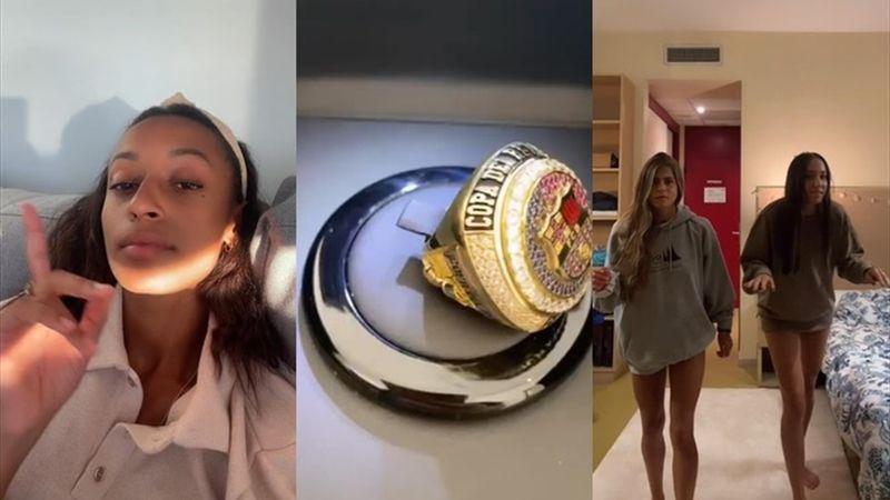 Lo más social: Ana Peleteiro, el polémico anillo de Griezmann y el juego del calamar