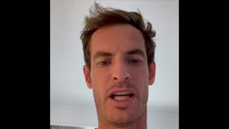 Andy Murray confirms he has his wedding ring and tennis shoes back