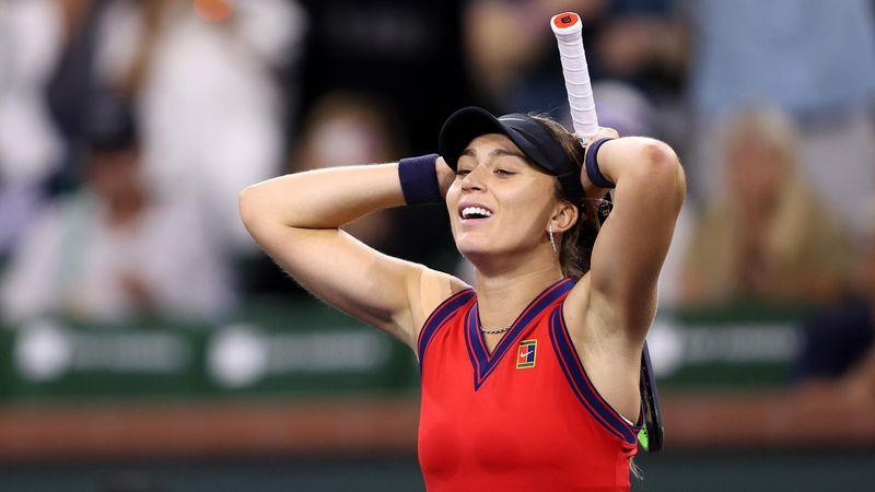 Paula Badosa se mete en semifinales tras derrotar a Angelique Kerber