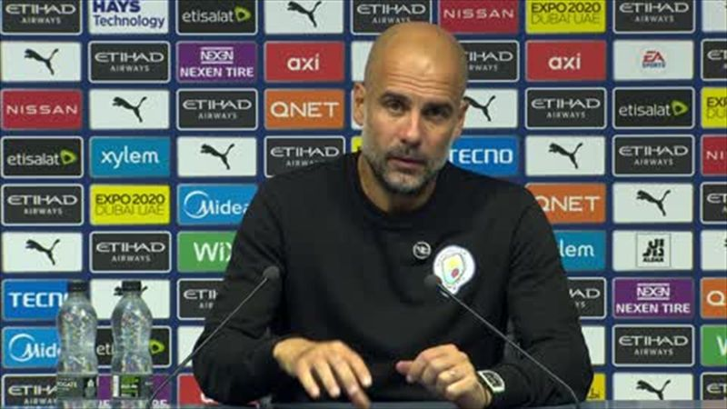 'He is so generous' - Guardiola explains Silva's unhappy reaction after Man City win