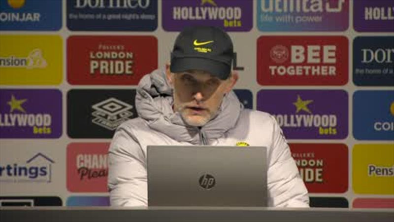 'Decisive to escape with a clean sheet' - Tuchel relieved with Chelsea win at Brentford