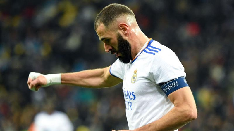 Resumen Shakhtar-Real Madrid: Subidón antes del Clásico (0-5)