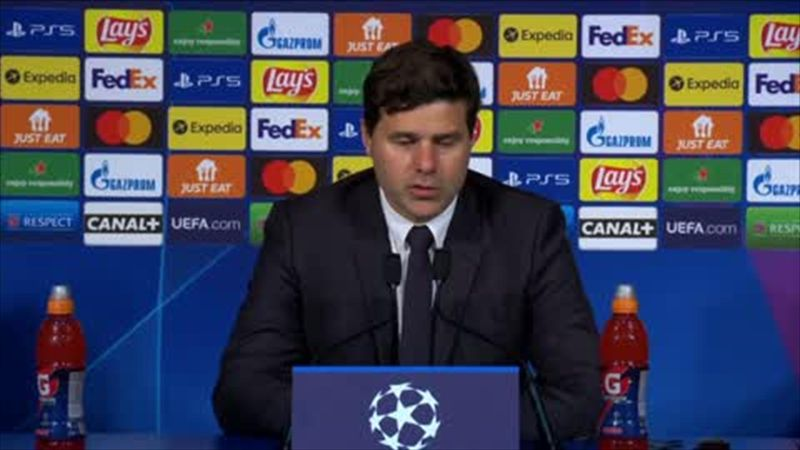 Pochettino hails Messi-Mbappe 'connection' after RB Leipzig win