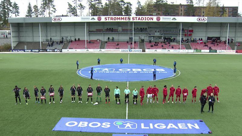 Se høydepunktene: Etterlengtet seier for Sogndal