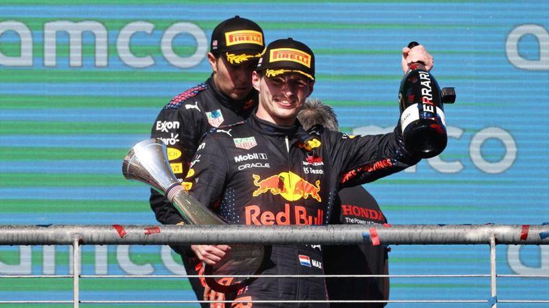 Resumen GP Estados Unidos: Golpe sobre la mesa de Verstappen