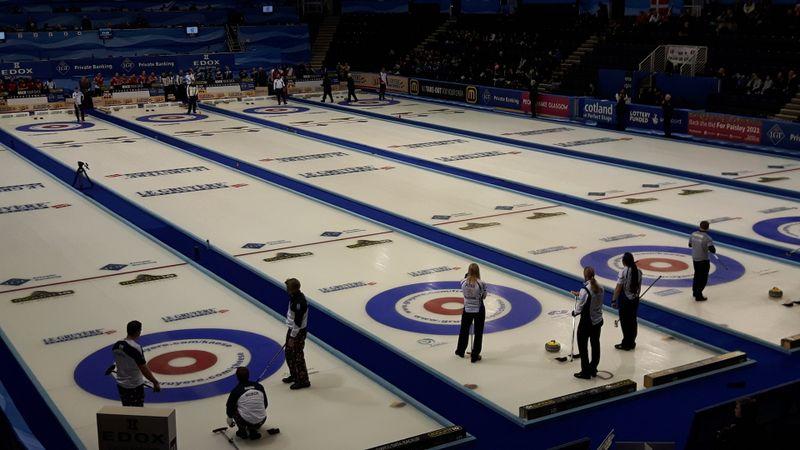 Championnat d'Europe 2019 | Russie - Écosse