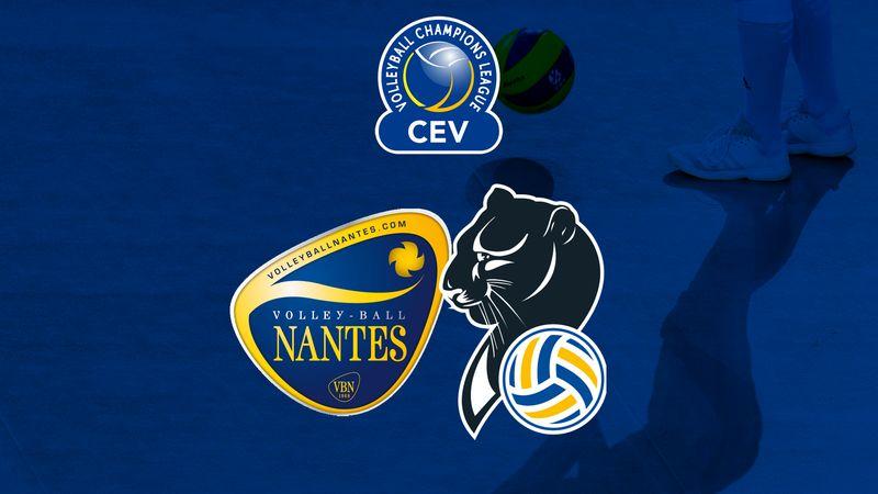 Nantes VB - Conegliano