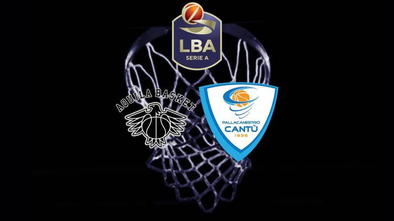 Aquila Basket Trento - NGC Cantù