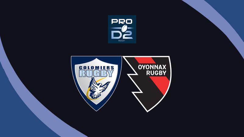 Colomiers - Oyonnax