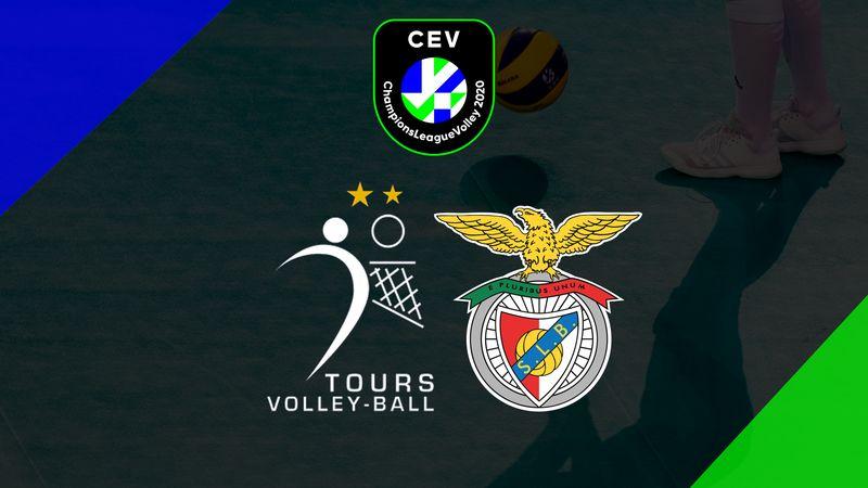Tours - Benfica Lisbonne