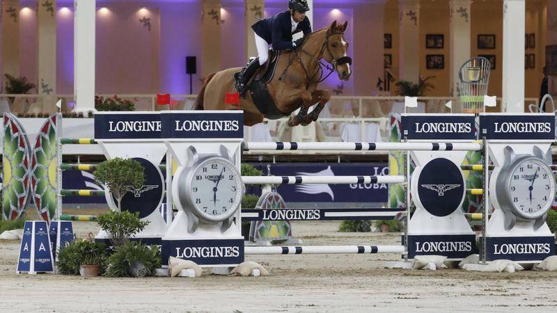 Longines Global Champions Tour | Résumé de l'étape de Doha