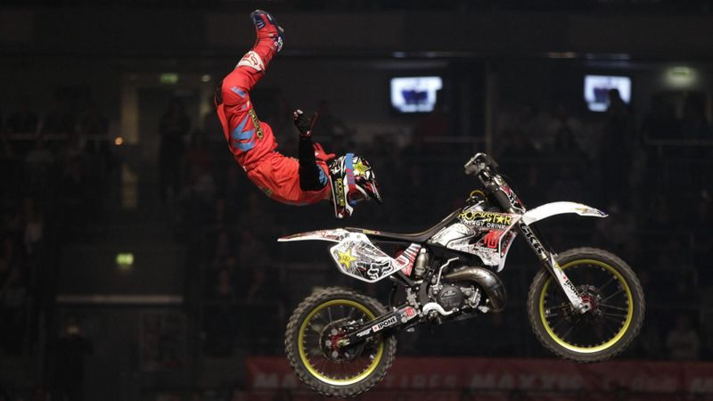 Night Of The Jumps World Tour