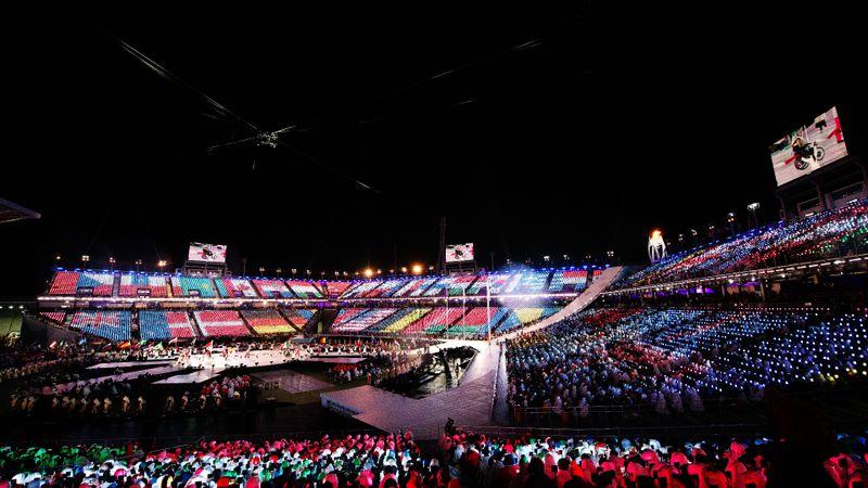 Pyeongchang 2018 | Avslutningsceremoni
